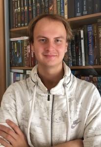 Писатель Юрий Окунев