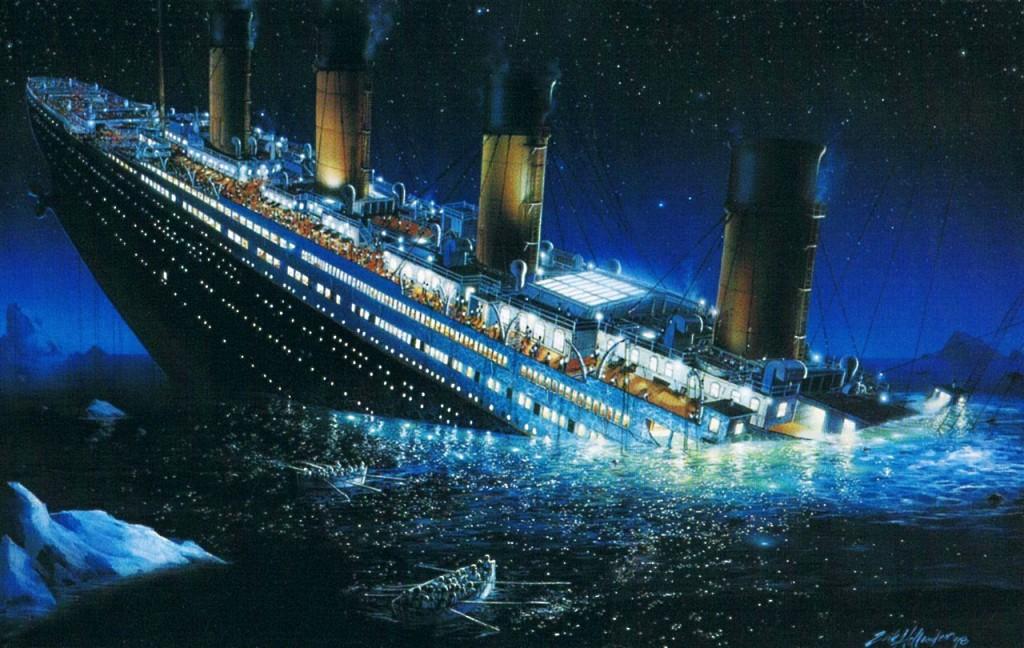 Захватывающий Титаник скучная выставка