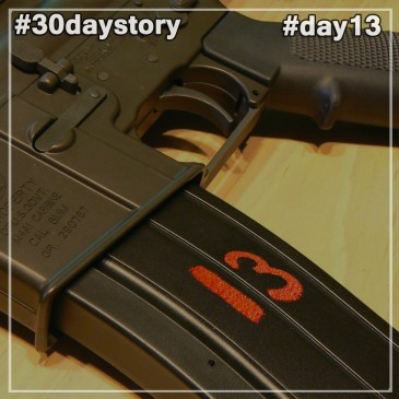 #day13 Чёртова дюжина в 3дЭ (#30daystory)