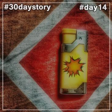 #day14 Бугагашенька (#30daystory)