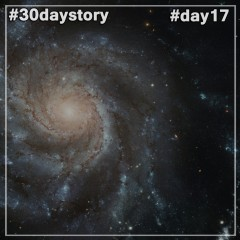 #day17 Звёздное небо (#30daystory)