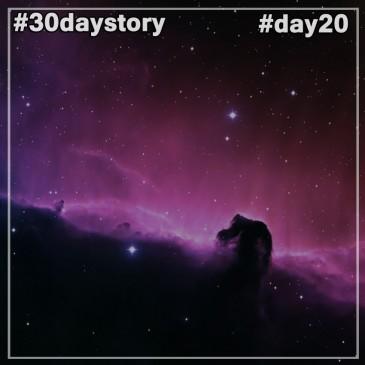#day20 Пустота (#30daystory)