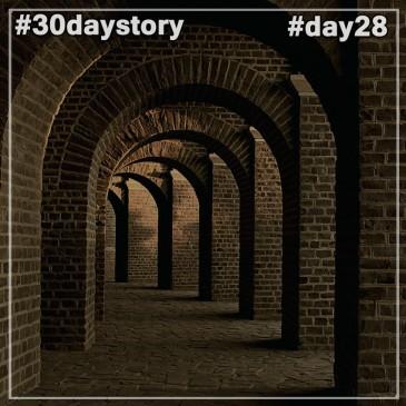 #day28 Одной смелости мало, нужна ещё и наглость (#30daystory)