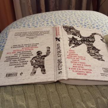 [Рецензия] В стране драконов — Мартин Писториус