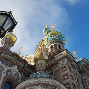 Шоппинг тур в Санкт-Петербург
